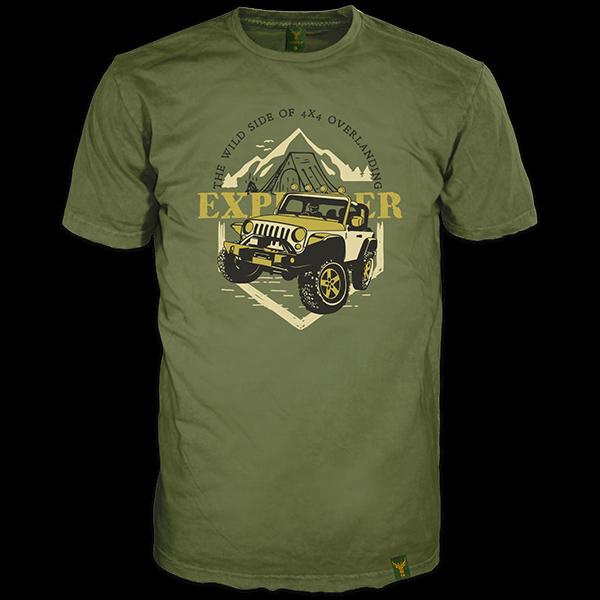 """T-Shirt """"Explorer"""""""