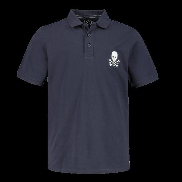 "Poloshirt ""Skull"" von JP1880"