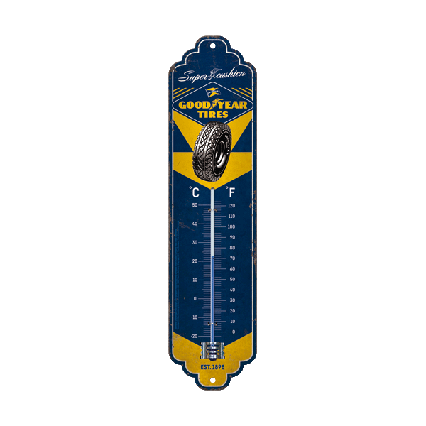 """Thermometer """"Goodyear"""""""