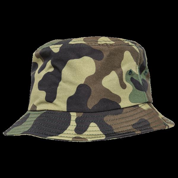 "Bucket Hat ""Camo"""