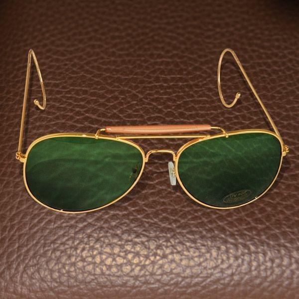 Pilotensonnenbrille im 80er Jahre Style