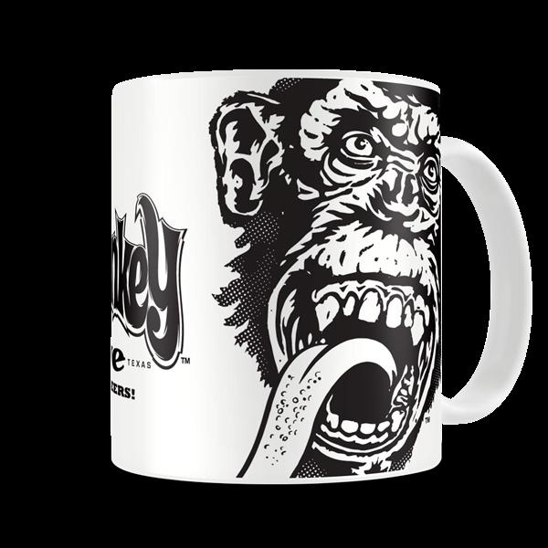 """Gas Monkey Garage Becher """"Monkey"""""""