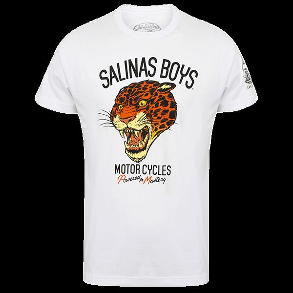 "Salinas Boys T- Shirt ""Powered for Mastery"""