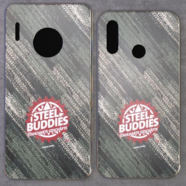 """Steel Buddies Cover """"Logo"""" für Huawei Mate Modelle"""