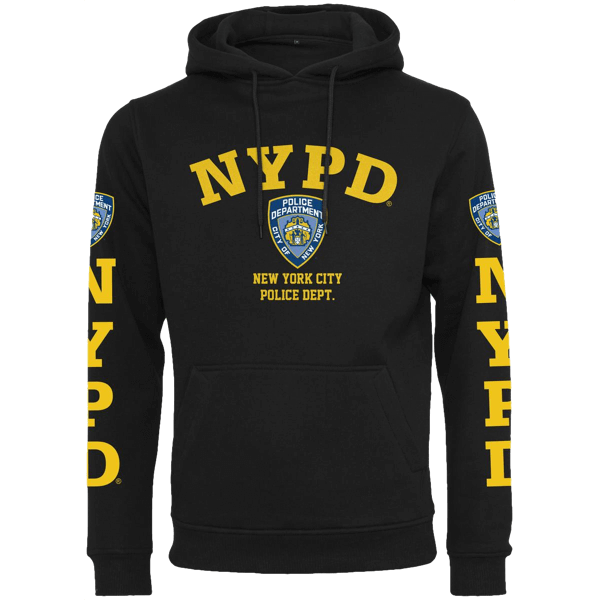 NYPD Logo Hoody