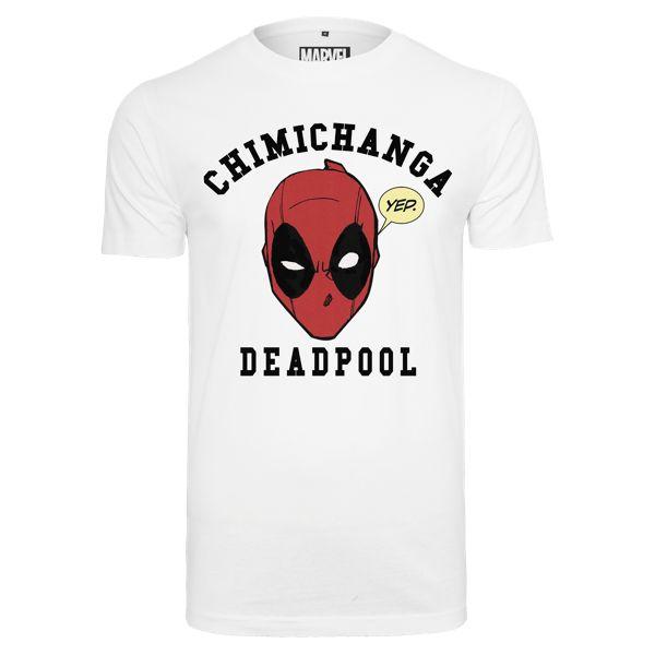 Deadpool Chimichanga T-Shirt
