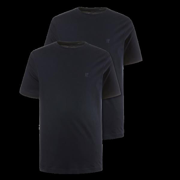 Basic T-Shirt (2er-Pack) von JP1880