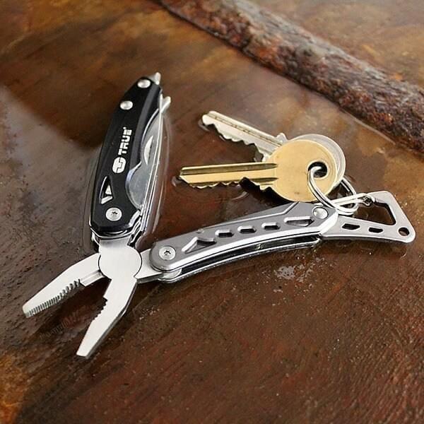 7-in-1 Pockettool Schlüsselanhänger