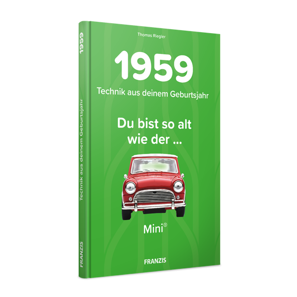 1959 - Technik aus deinem Geburtsjahr