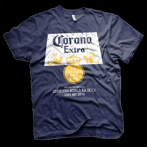 """T-Shirt """"Corona Extra"""""""