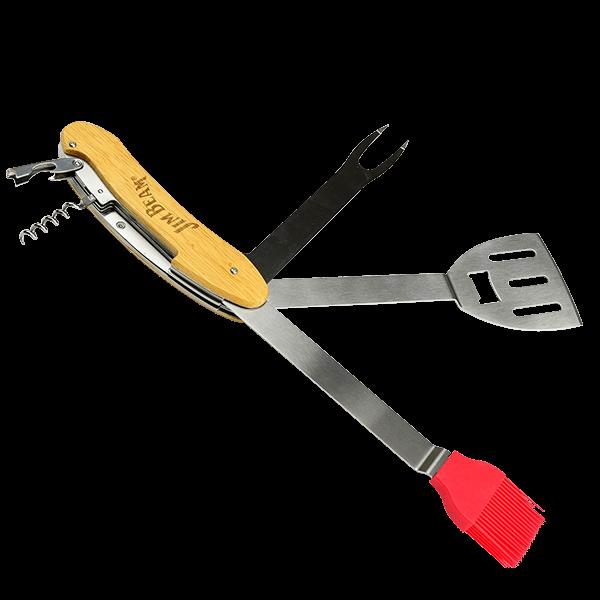 Jim Beam 5-in-1 BBQ-Multitool