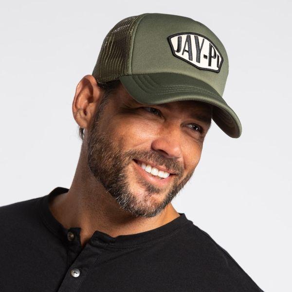 """Trucker-Cap """"Jay-Pi"""" von JP1880"""