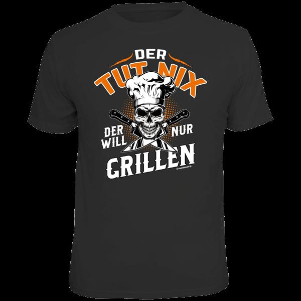 "T-Shirt ""Der tut nix"""