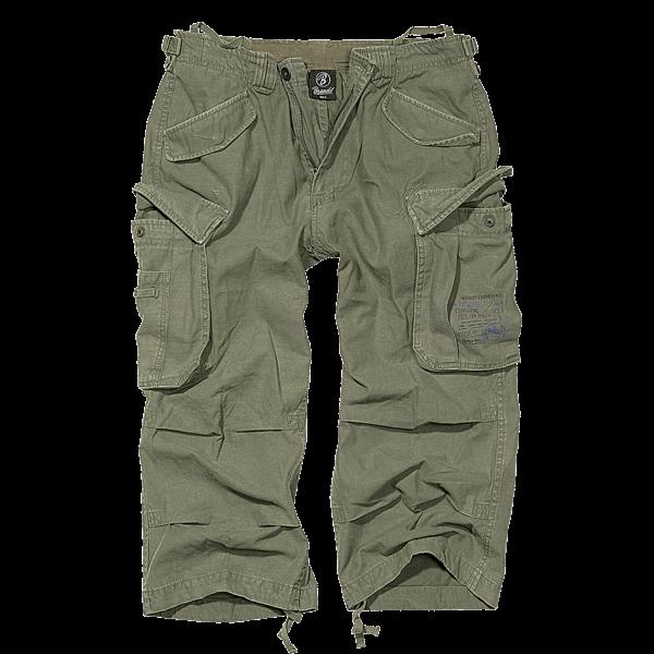 """3/4 Cargo-Shorts """"Industry"""" von Brandit"""