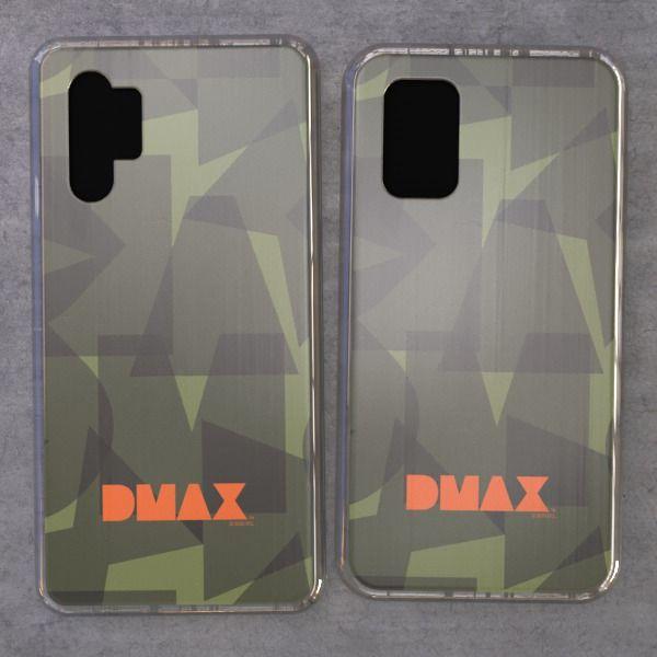 """DMAX Cover """"Camo"""" für Samsung Galaxy Note Modelle"""