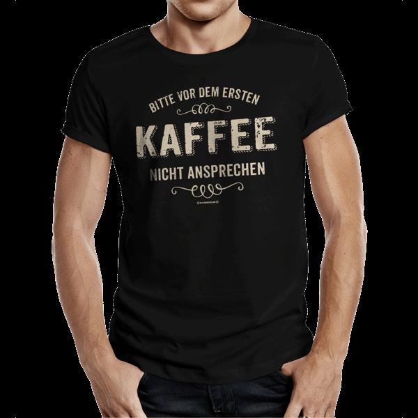 "T-Shirt ""Morgenmuffel und Kaffeetrinker"""
