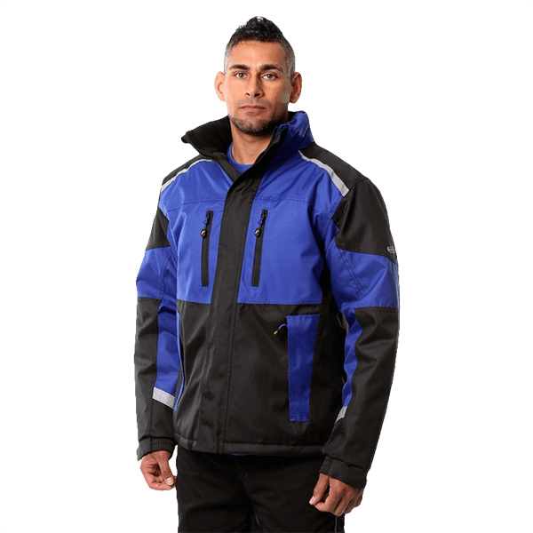 Wasserdichte Goodyear Workwear Thermojacke