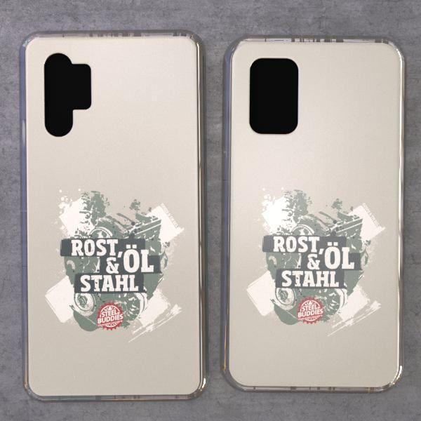 """Steel Buddies Cover """"Rost"""" für Samsung Galaxy Note Modelle"""