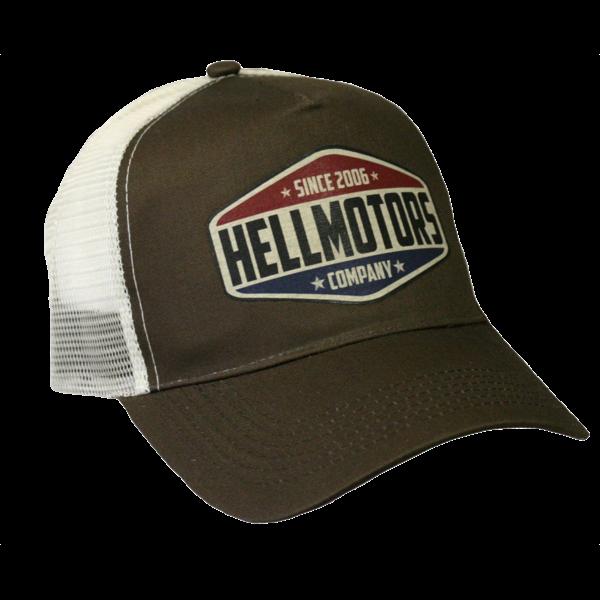 """Trucker-Cap """"Hellmotors 2006"""""""
