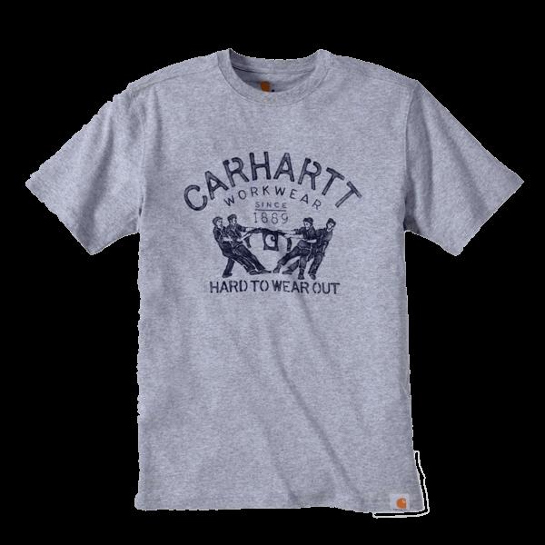 "Carhartt T-Shirt ""Hard to wear out"""
