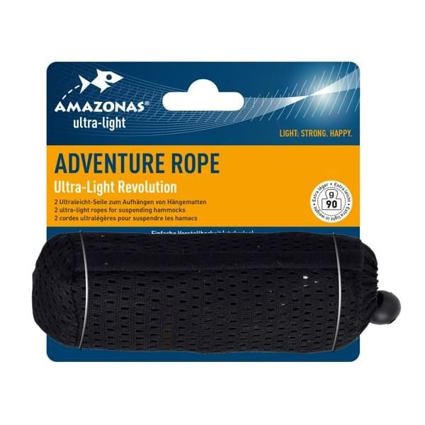 "Ultra-Light-Hängemattenbefestigung ""Adventure Rope"""