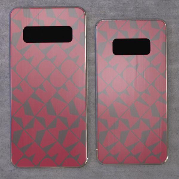 """DMAX Cover """"Mirror"""" für Samsung Galaxy S Modelle"""