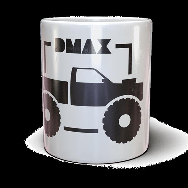 """DMAX Tasse """"Monstertruck"""""""