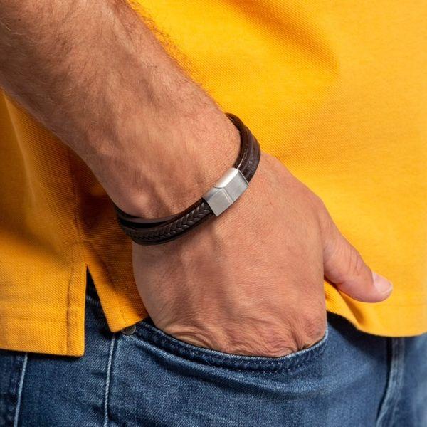 Leder-Armband von JP1880